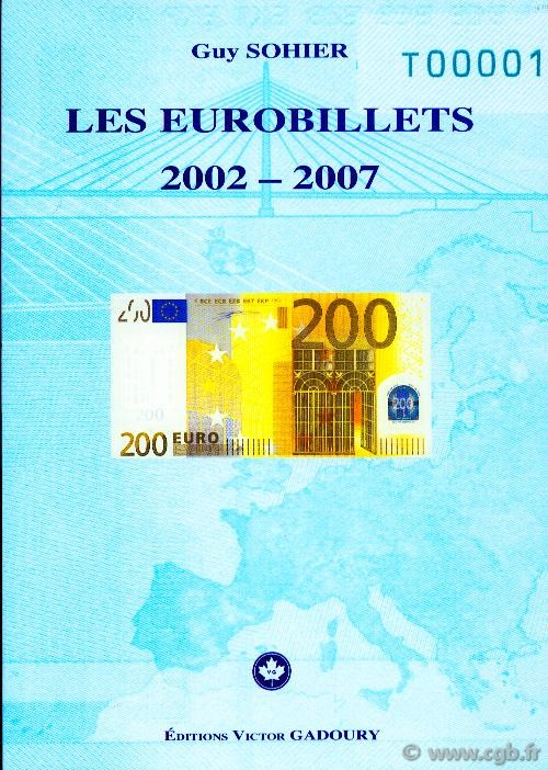 Les eurobillets 2002-2007 SOHIER Guy