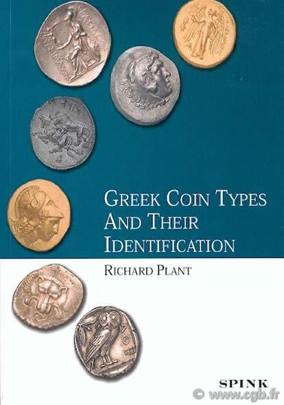Greek Coin Types and their identification PLANT Richard