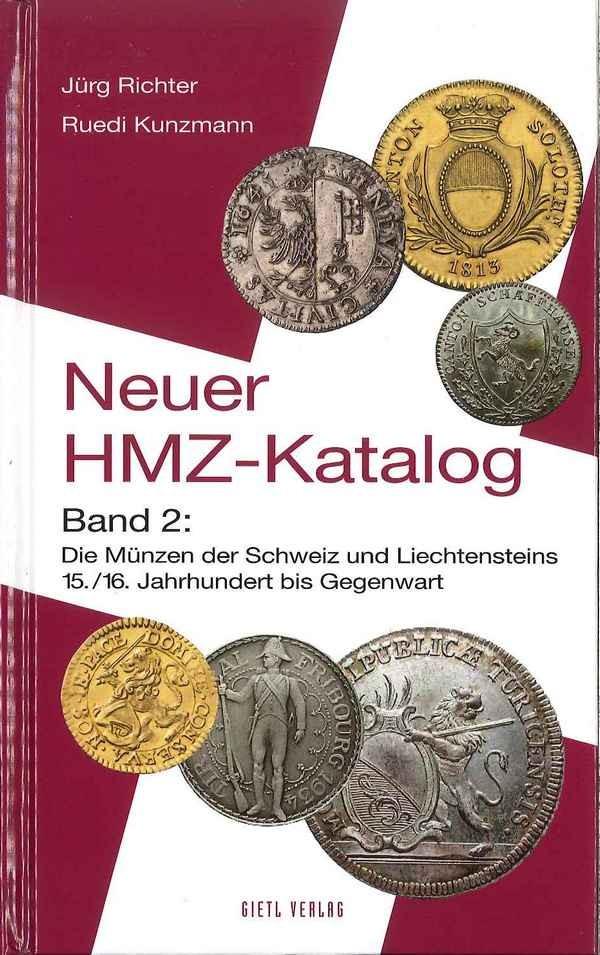 Neuer Hmz Katalog Band 2 Schweiz Liechtenstein 1516