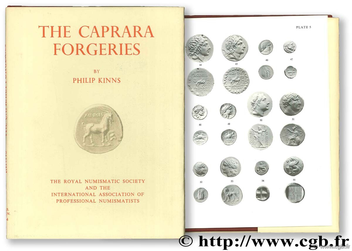 The Caprara Forgeries KINNS P.