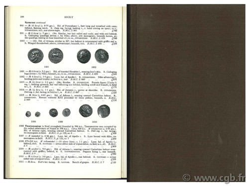 Greek coins and their values I : Europe SEAR D.-R.
