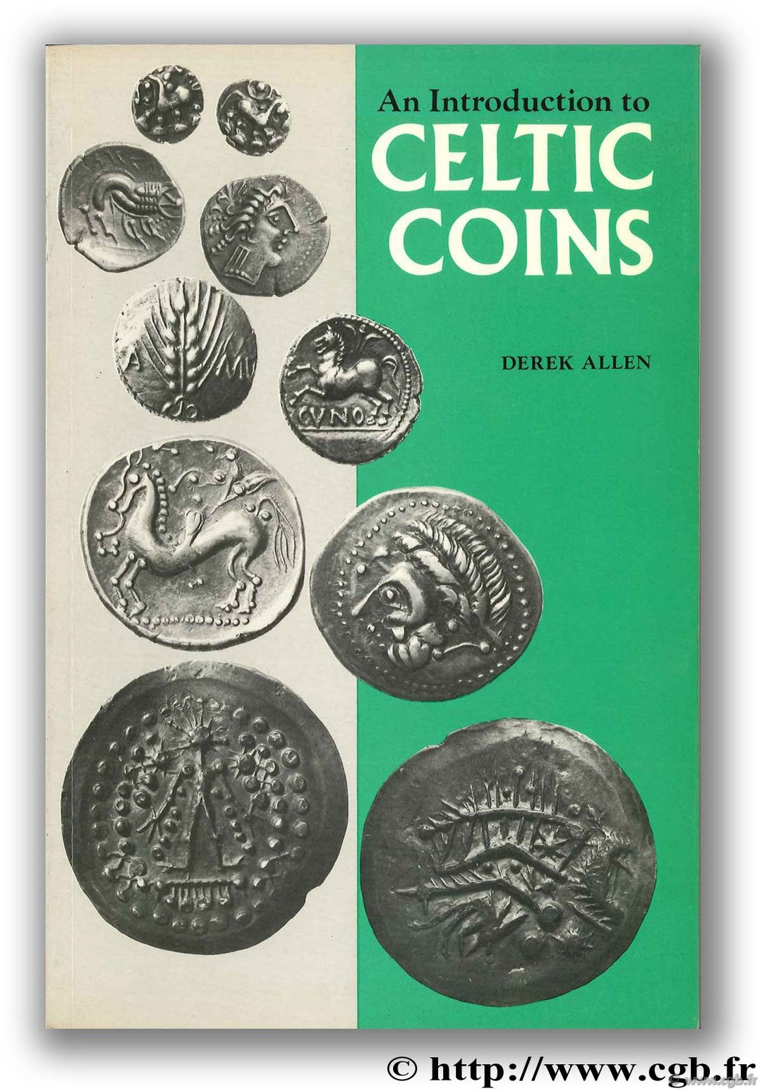 An introduction to celtic coins ALLEN D.