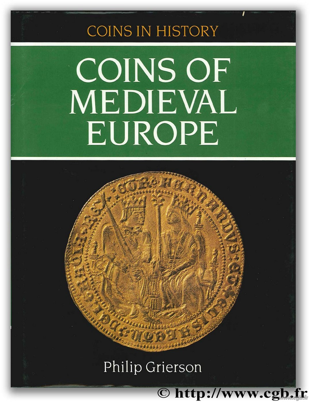 Coins of medieval europe GRIERSON P.