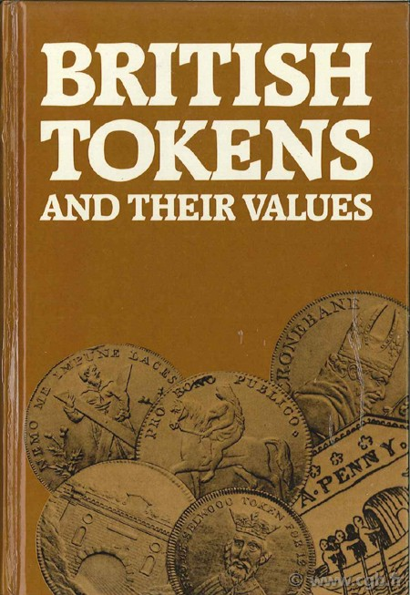 British Tokens and their values SEABY Peter, BUSSELL Monica