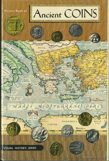 Picture book of ancient coins CHAMBERLAN C., HOBSON B.