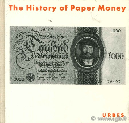 The history of Paper Money PICK A.