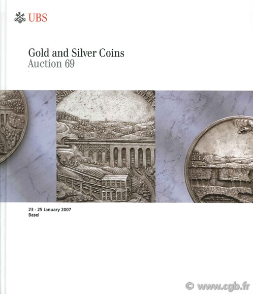 Gold and Silver Coins, auction 69, 23-25 january 2007
