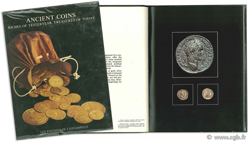 Ancient coins. Riches of yesteryear. Treasures of today BOUSSAC P., DELANGRE J.-M.