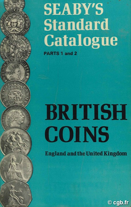 Seaby s Standard Catalogue, Parts 1 and 2