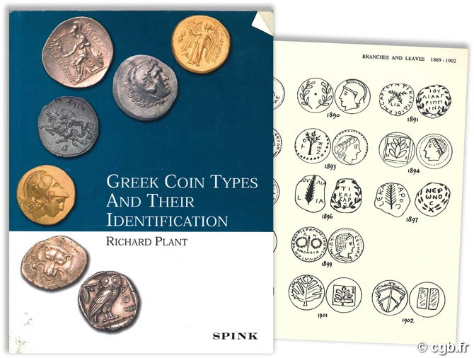 Greek Coin Types and their identification PLANT R.