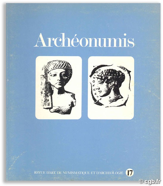 Archéonumis - mars 1976 - n°17 Collectif