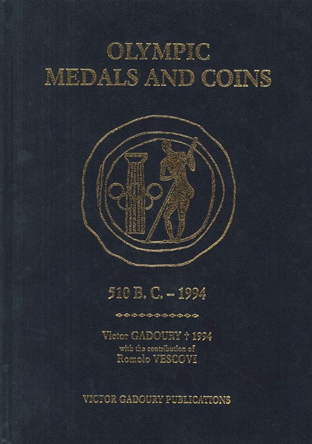Olympic Medals and Coins  Gadoury V., Vescovi R.