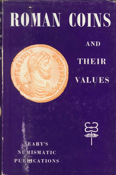 Roman coins and their values  SEAR D.-R.