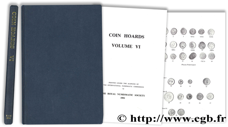 Coin Hoards - Volume VI The Royal Numismatic Society
