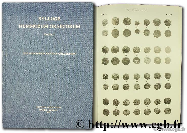 Sylloge Nummorum Graecorum, - Turkey I - the Muharrem Kayhan collection