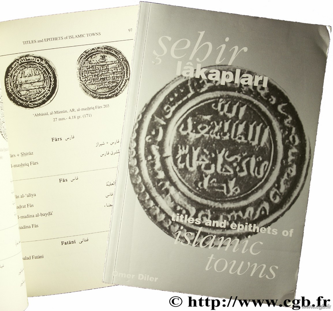 Titles and Epithets of Islamic Towns LÂKAPLARI S.