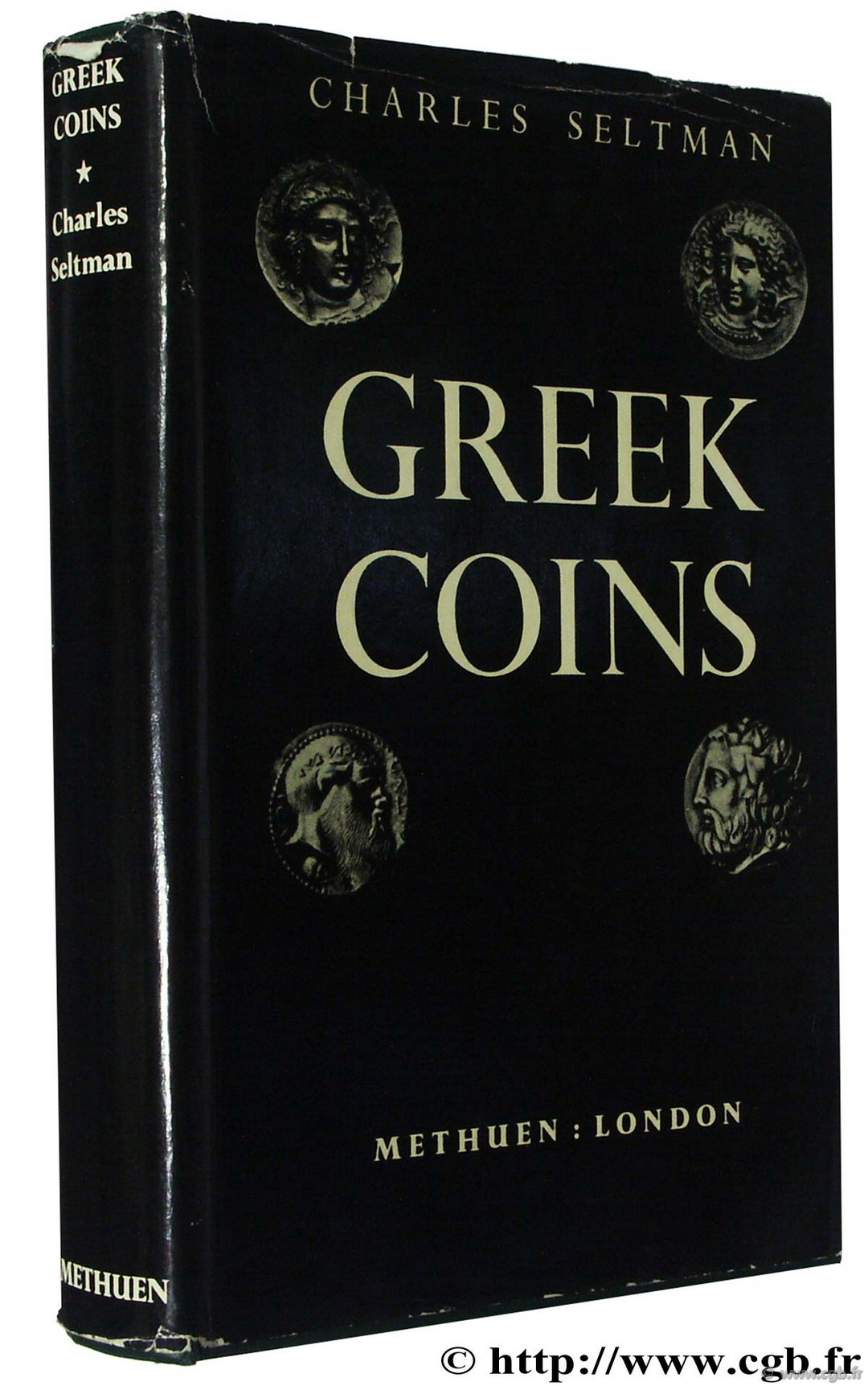 Greek Coins SELTMAN C.
