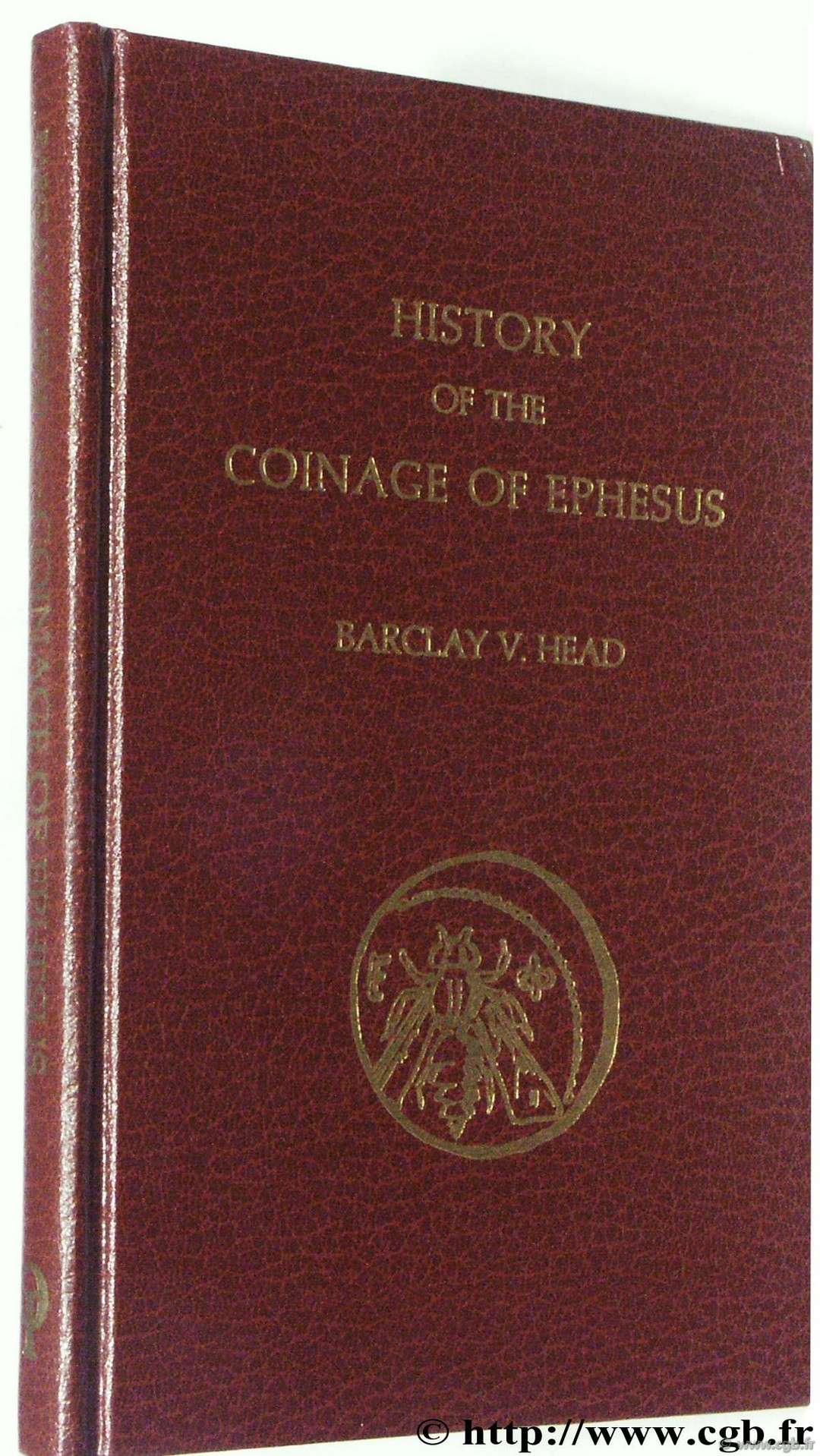 History of the Coinage of Ephesus HEAD B.-V.