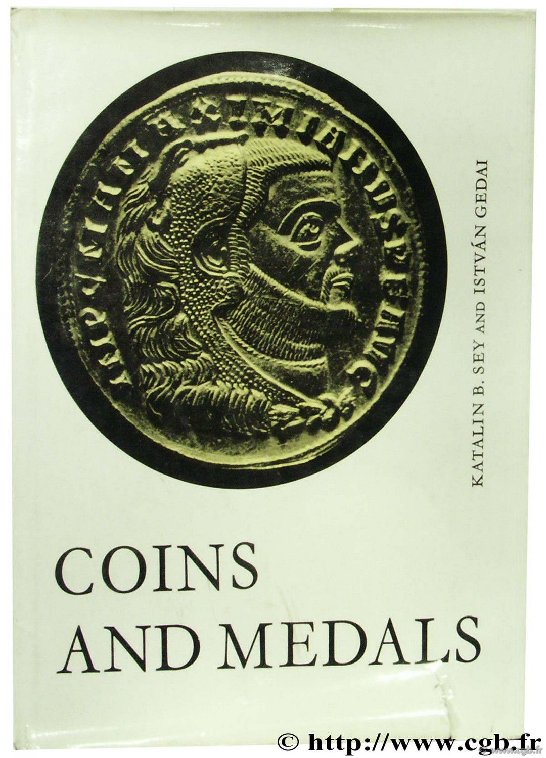 Coins and Medals GEDAI I., SEY K.-B.