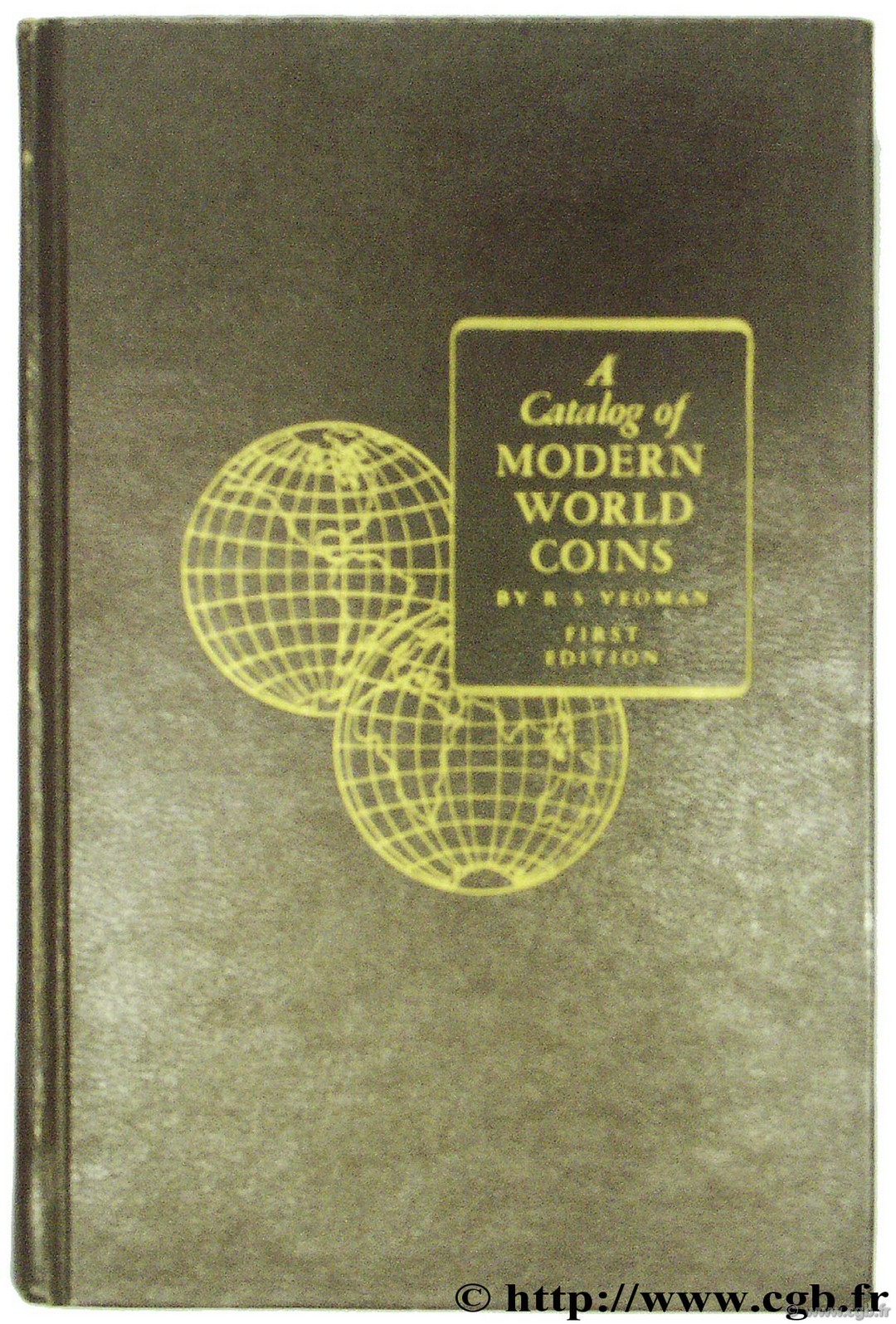 A catalog of Modern World Coins YEOMAN R.-S.