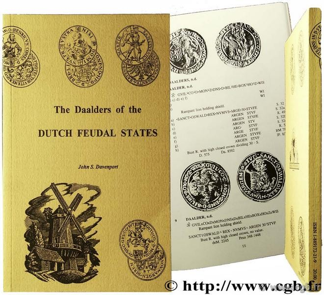 The Daalders of the Dutch Feudal States and Others DAVENPORT J.-S.