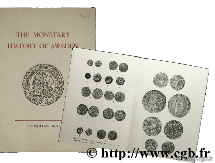 The monetary history of Sweden - A guide to the Swedish Coin Room