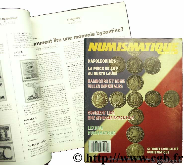Numismatique & Change n°178 - novembre 1988 NUMISMATIQUE ET CHANGE