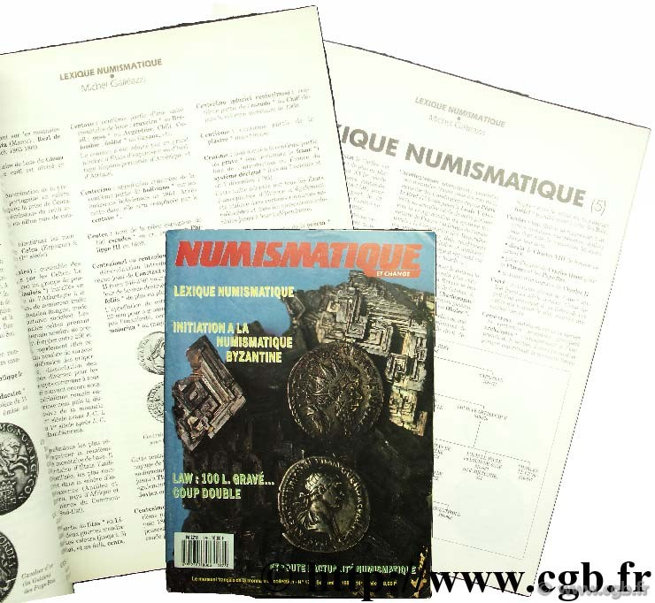 Numismatique & Change n°176 - septembre 1988 NUMISMATIQUE ET CHANGE