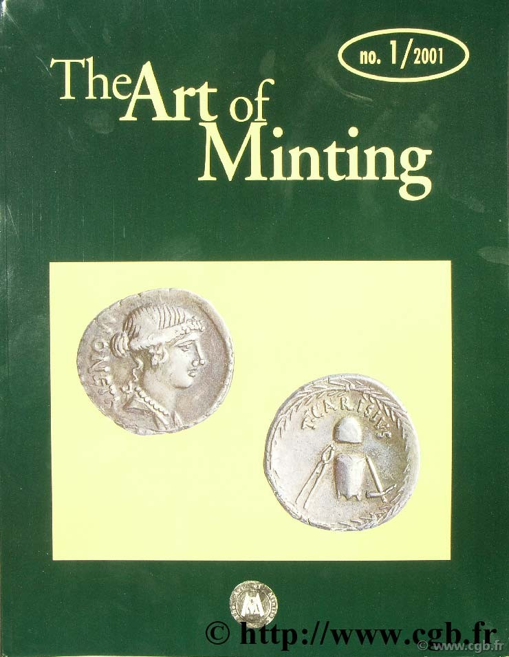 The art of minting, n°1, 2001