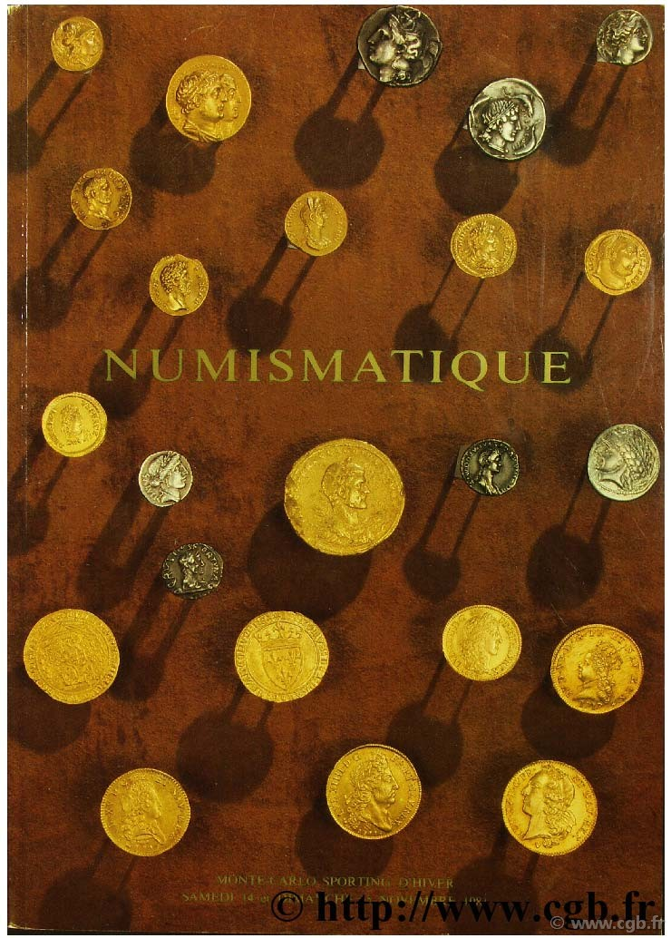 Numismatique, monnaies de Collection, médailles VINCHON J.