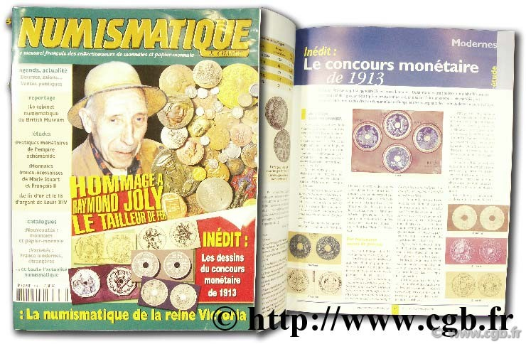 Numismatique et change n°374, septembre, 2006 NUMISMATIQUE ET CHANGE