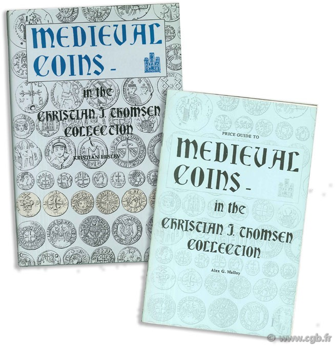 Medieval coins in the Christian J. Thomsen collection ERSLEV K.