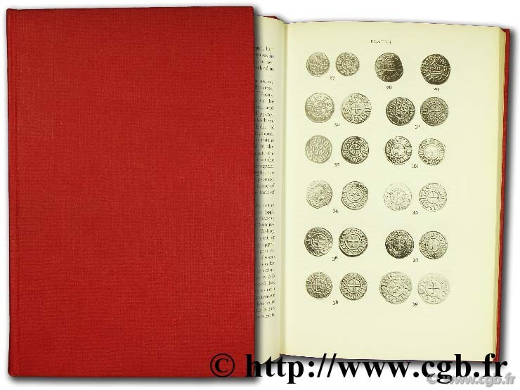 Coinage in France from the dark ages to Napoleon MAYHEW N.