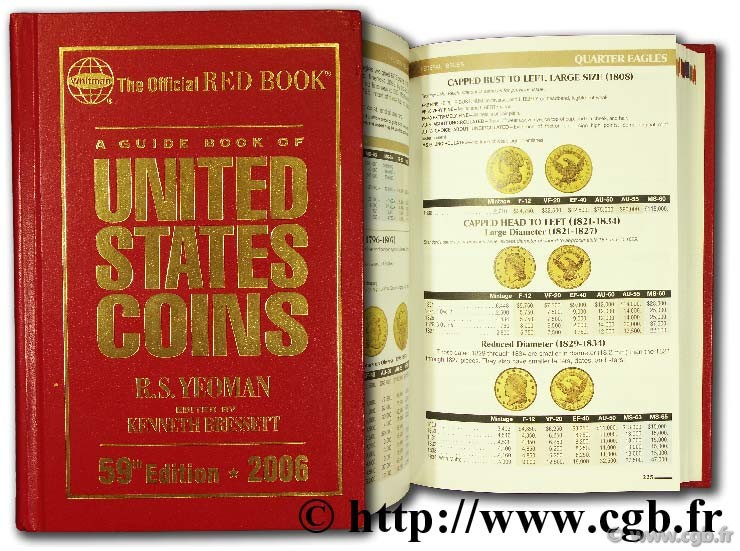 A guide book of United States coins YEOMAN B.-R.