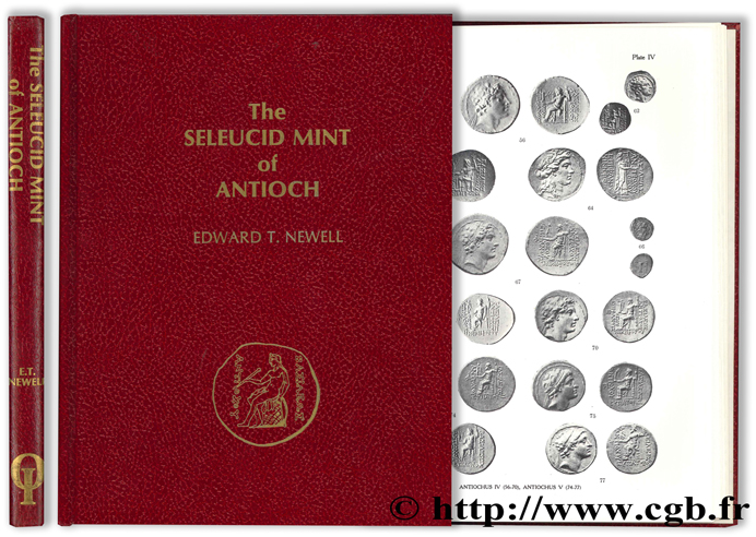 The seleucid mint of Antioch NEWELL E.-T.