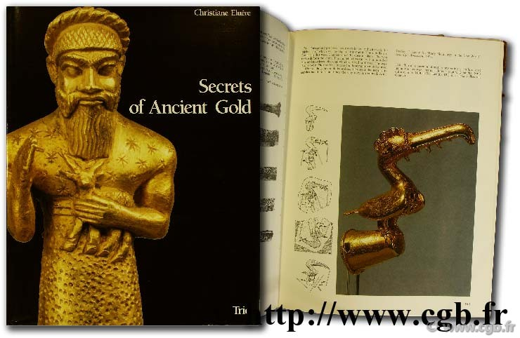 Secrets of ancient gold ELUÈRE C.
