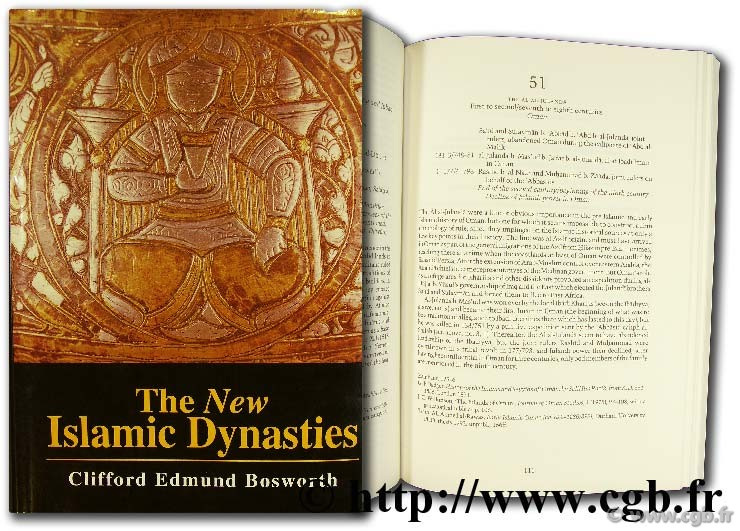 The new islamic dynasties BOSWORTH C.-E.