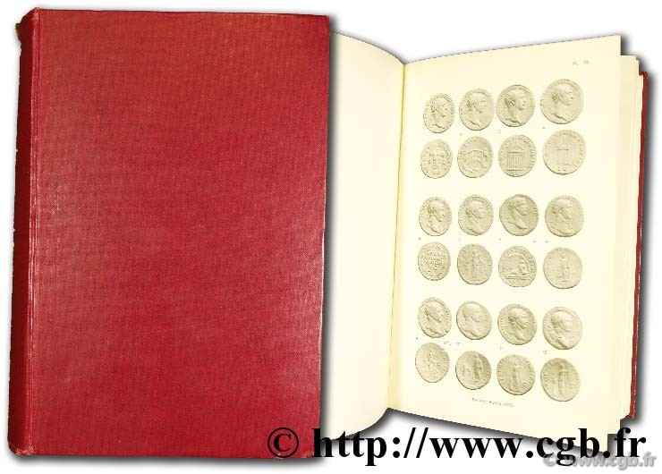 Coins of the roman empire in the British Museum, vol. III  MATTINGLY H.