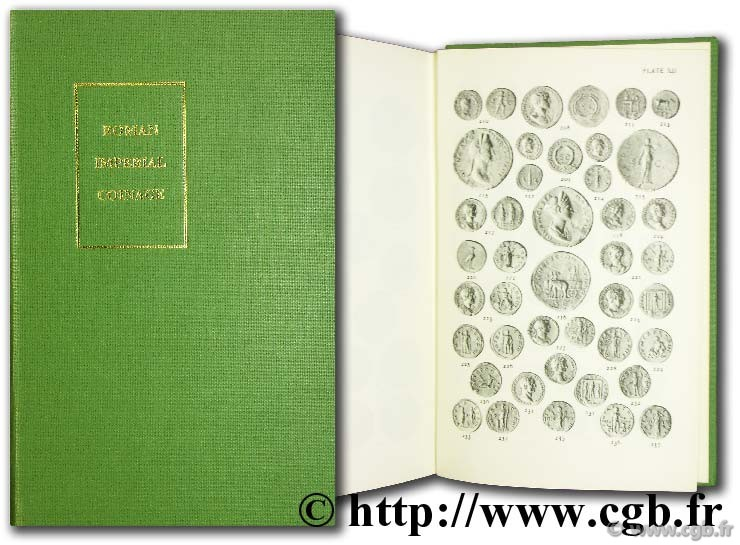 The Roman imperial coinage - the standard catalogue of Roman imperial coins, 2,