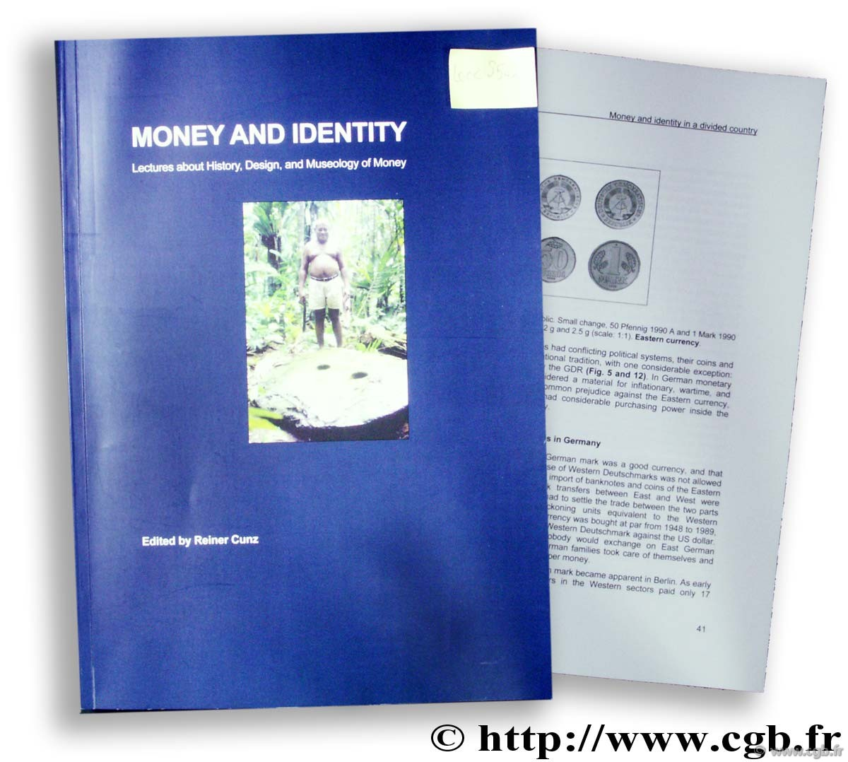Money and Identity. Lectures about History, Design and Museology of Money
