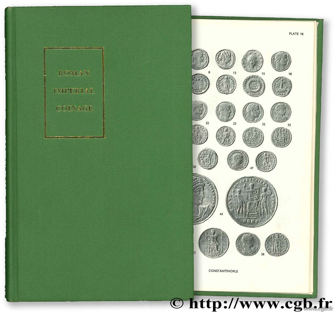 The Roman imperial coinage - the Standard catalogue of Roman imperial coins, 7,