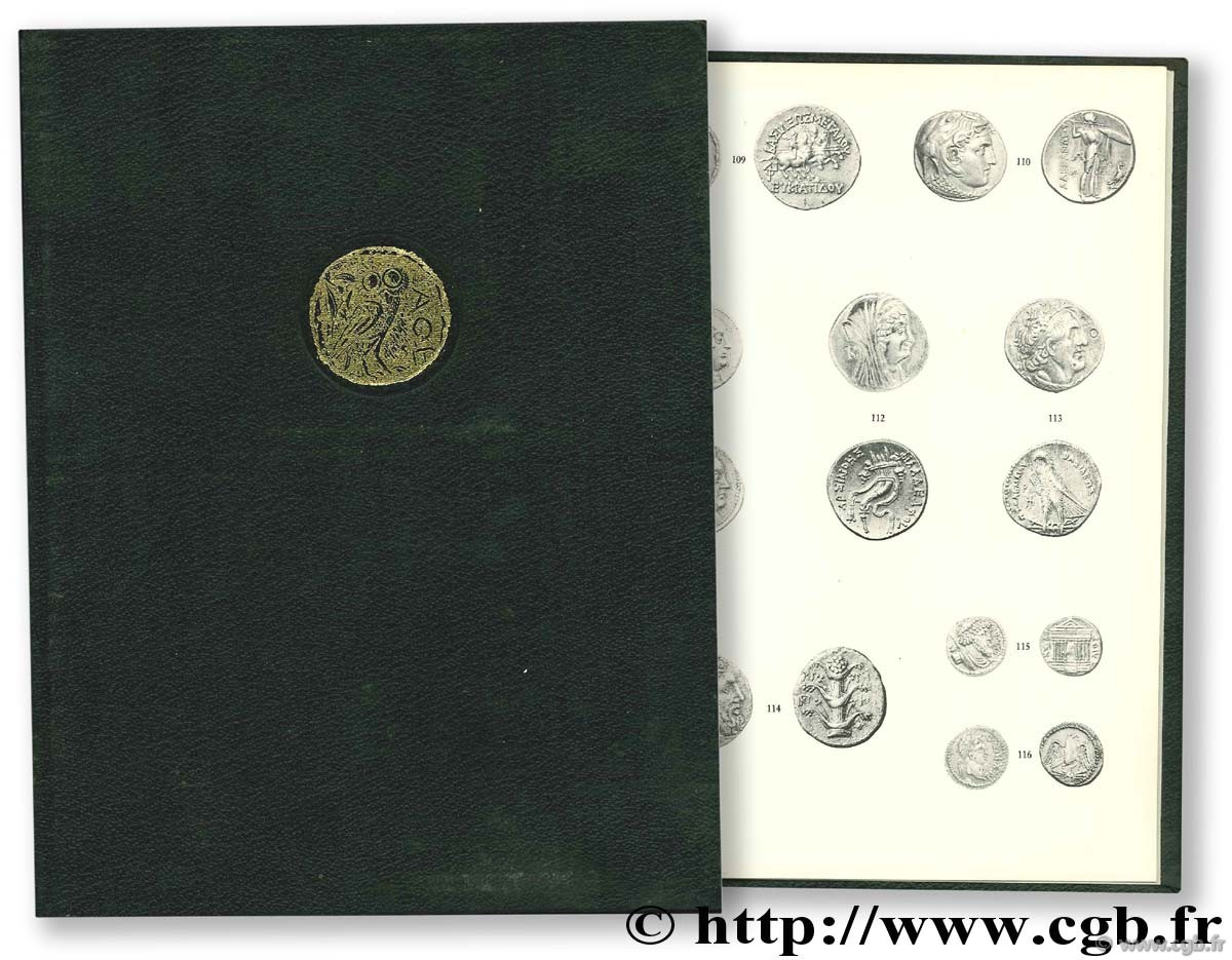 A catalogue of the Greek Coins in the Collection of Sir Stepehen Courtauld POLLARD G.