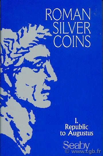 Roman silver coins, I, Rep. to Augustus SEABY H. A.