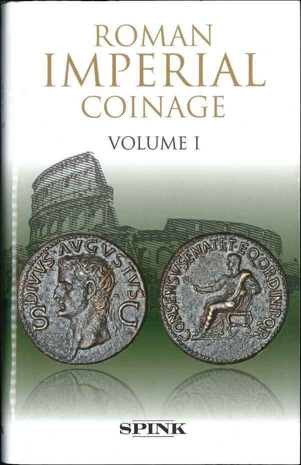 The Roman imperial coinage - the standard catalogue of Roman imperial coins, 1,