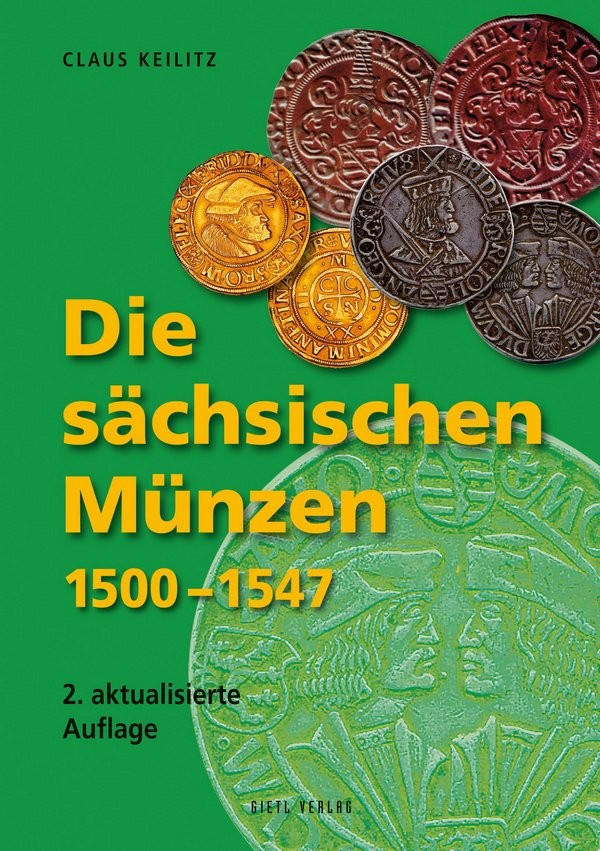 Die Sächsischen Münzen 1500 1547 2 Auflage Keilitz Claus Ls83 Books