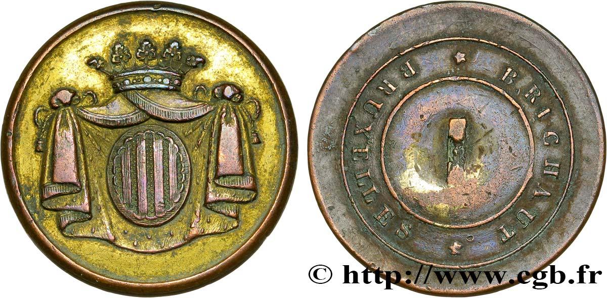 Belgique m daille ou bouton ttb fme 367392 m dailles - Bouton de liege ...