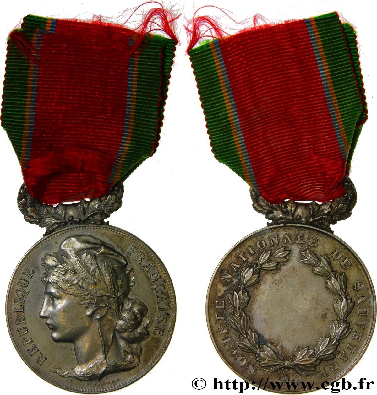 Dritte franzosische republik d coration de la soci t nationale de sauvetage fme 444081 medaillen - Franzosische dekoration ...