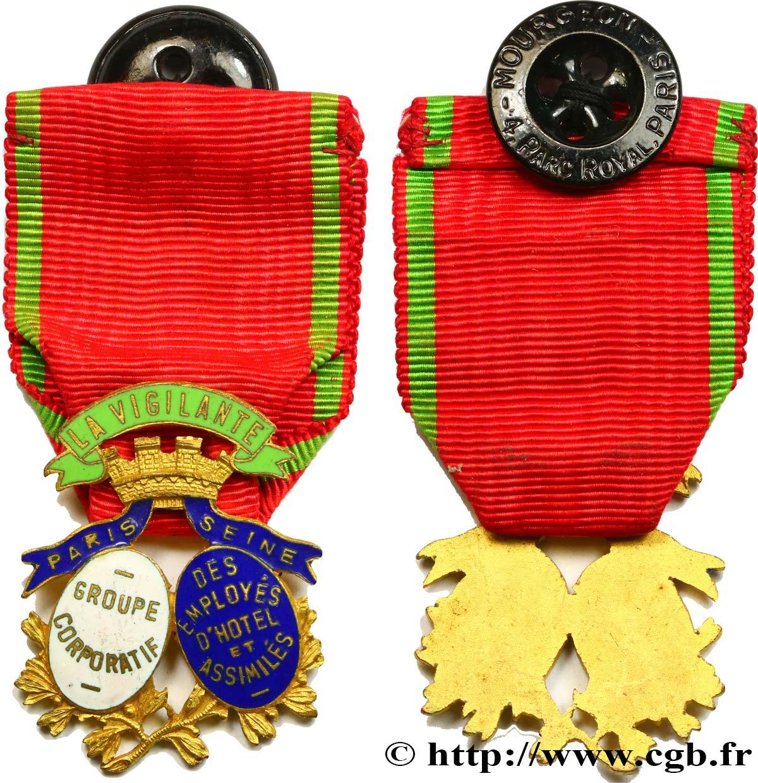 Dritte franzosische republik d coration pour l h tellerie fme 446746 medaillen - Franzosische dekoration ...