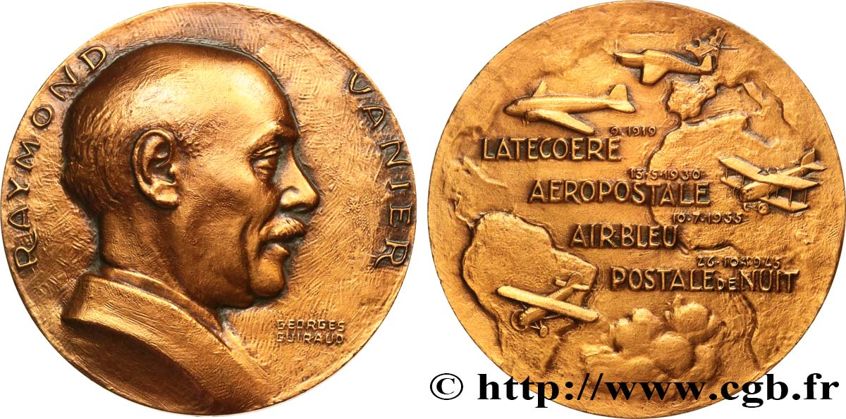 PROVISIONAL GOVERNEMENT OF THE FRENCH REPUBLIC Médaille, Raymond Vanier AU