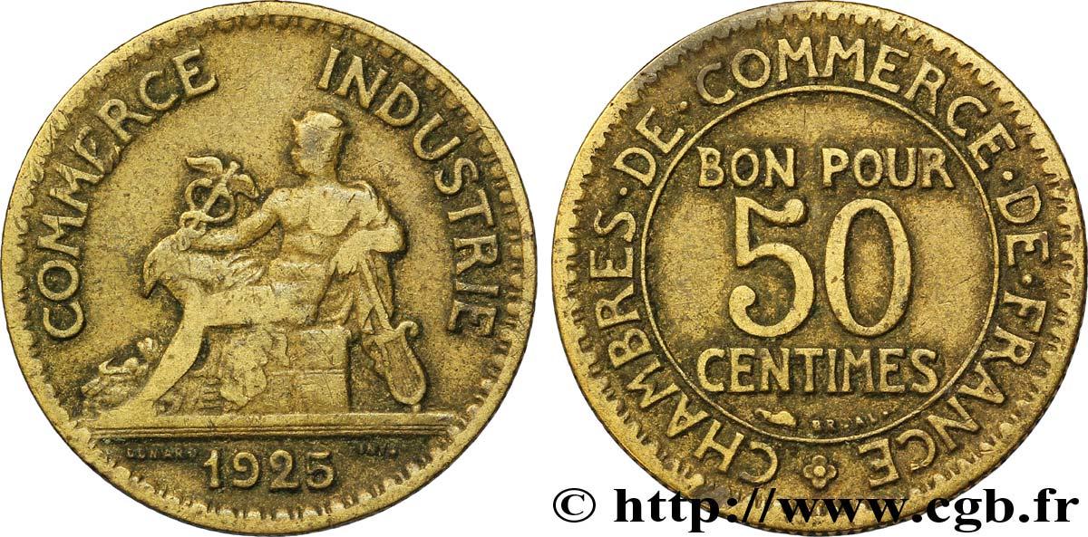 50 centimes chambres de commerce 1925 paris fmd for Chambre de commerce des yvelines
